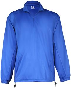 Badger BT5 1/4 Zip Pullover Windshirts
