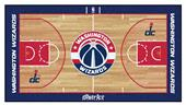 Fan Mats Washington Wizard Large NBA Court Runners