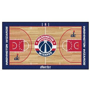 Fan Mats Washington Wizard Large NBA Court Runners