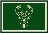 Fan Mats NBA Milwaukee Bucks 5x8 Rug