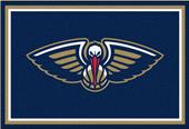 Fan Mats NBA New Orleans Pelicans 5x8 Rug