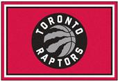 Fan Mats NBA Toronto Raptors 5x8 Rug