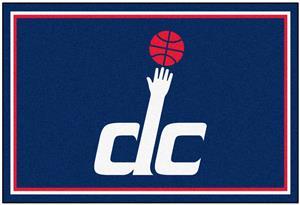 Fan Mats NBA Washington Wizards 5x8 Rug