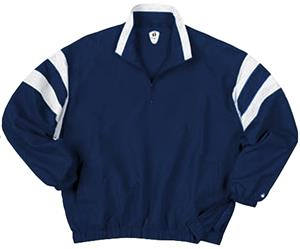 Badger Varsity Pullover Windshirts
