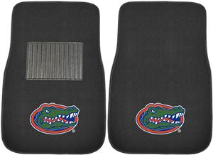 Fan Mats Univ Florida Embroidered Car Mats (set)