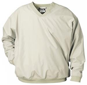 Badger Microfiber Pullover V-Neck Windshirts