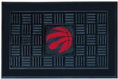 Fan Mats NBA Toronto Raptors Medallion Door Mat
