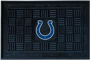 Fan Mats NFL Indianapolis Colts Medallion Door Mat