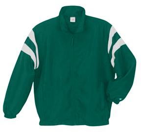 Badger Varsity Warm-Up Jackets