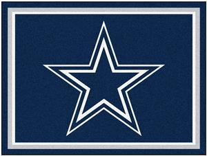 Fan Mats NFL Dallas Cowboys 8x10 Rug