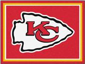 Fan Mats NFL Kansas City Chiefs 8x10 Rug