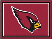 Fan Mats NFL Arizona Cardinals 8x10 Rug