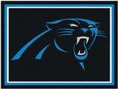 Fan Mats NFL Carolina Panthers 8x10 Rug