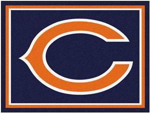 Fan Mats NFL Chicago Bears 8x10 Rug