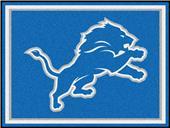 Fan Mats NFL Detroit Lions 8x10 Rug