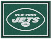 Fan Mats NFL New York Jets 8x10 Rug