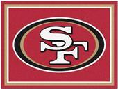 Fan Mats NFL San Francisco 49ers 8x10 Rug