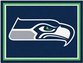 Fan Mats NFL Seattle Seahawks 8x10 Rug