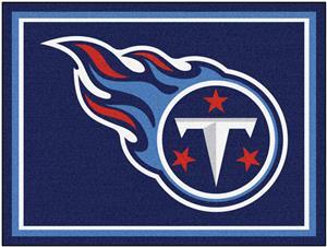 Fan Mats NFL Tennessee Titans 8x10 Rug