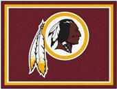Fan Mats NFL Washington Redskins 8x10 Rug
