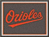 Fan Mats MLB Baltimore Orioles 8x10 Rug