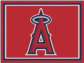 Fan Mats MLB Los Angeles Angels 8x10 Rug