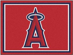 Fan Mats MLB Los Angeles Angels 8x10 Rug