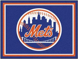 Fan Mats MLB New York Mets 8x10 Rug
