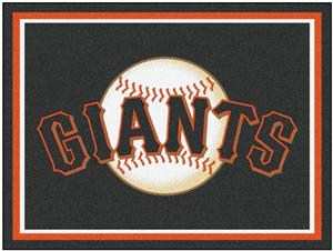 Fan Mats MLB San Francisco Giants 8x10 Rug