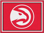 Fan Mats NBA Atlanta Hawks 8x10 Rug