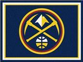 Fan Mats NBA Denver Nuggets 8x10 Rug