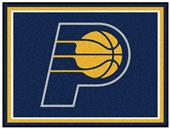 Fan Mats NBA Indiana Pacers 8x10 Rug
