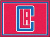 Fan Mats NBA Los Angeles Clippers 8x10 Rug