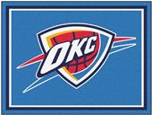 Fan Mats NBA Oklahoma City Thunder 8x10 Rug