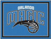 Fan Mats NBA Orlando Magic 8x10 Rug