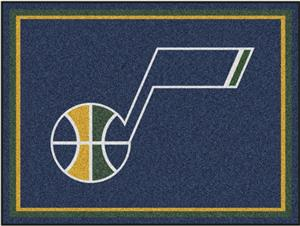 Fan Mats NBA Utah Jazz 8x10 Rug