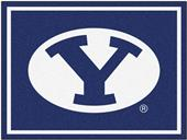 Fan Mats NCAA Brigham Young University 8x10 Rug