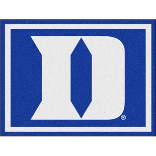 Fan Mats NCAA Duke University 8x10 Rug