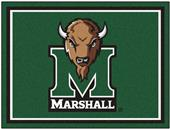 Fan Mats NCAA Marshall University 8x10 Rug