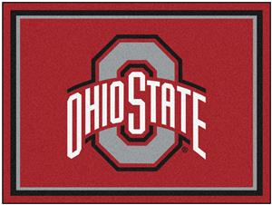 Fan Mats NCAA Ohio State University 8x10 Rug