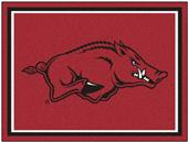 Fan Mats NCAA University of Arkansas 8x10 Rug