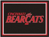 Fan Mats NCAA University of Cincinnati 8x10 Rug