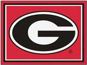 Fan Mats NCAA University of Georgia 8x10 Rug