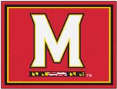 Fan Mats NCAA University of Maryland 8x10 Rug