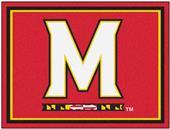 Fan Mats NCAA University of Maryland 8x10 Rug