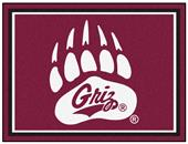Fan Mats NCAA University of Montana 8x10 Rug