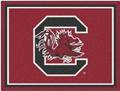 Fan Mats NCAA Univ. of South Carolina 8x10 Rug