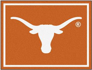 Fan Mats NCAA University of Texas 8x10 Rug