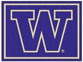 Fan Mats NCAA University of Washington 8x10 Rug