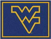 Fan Mats NCAA West Virginia University 8x10 Rug
